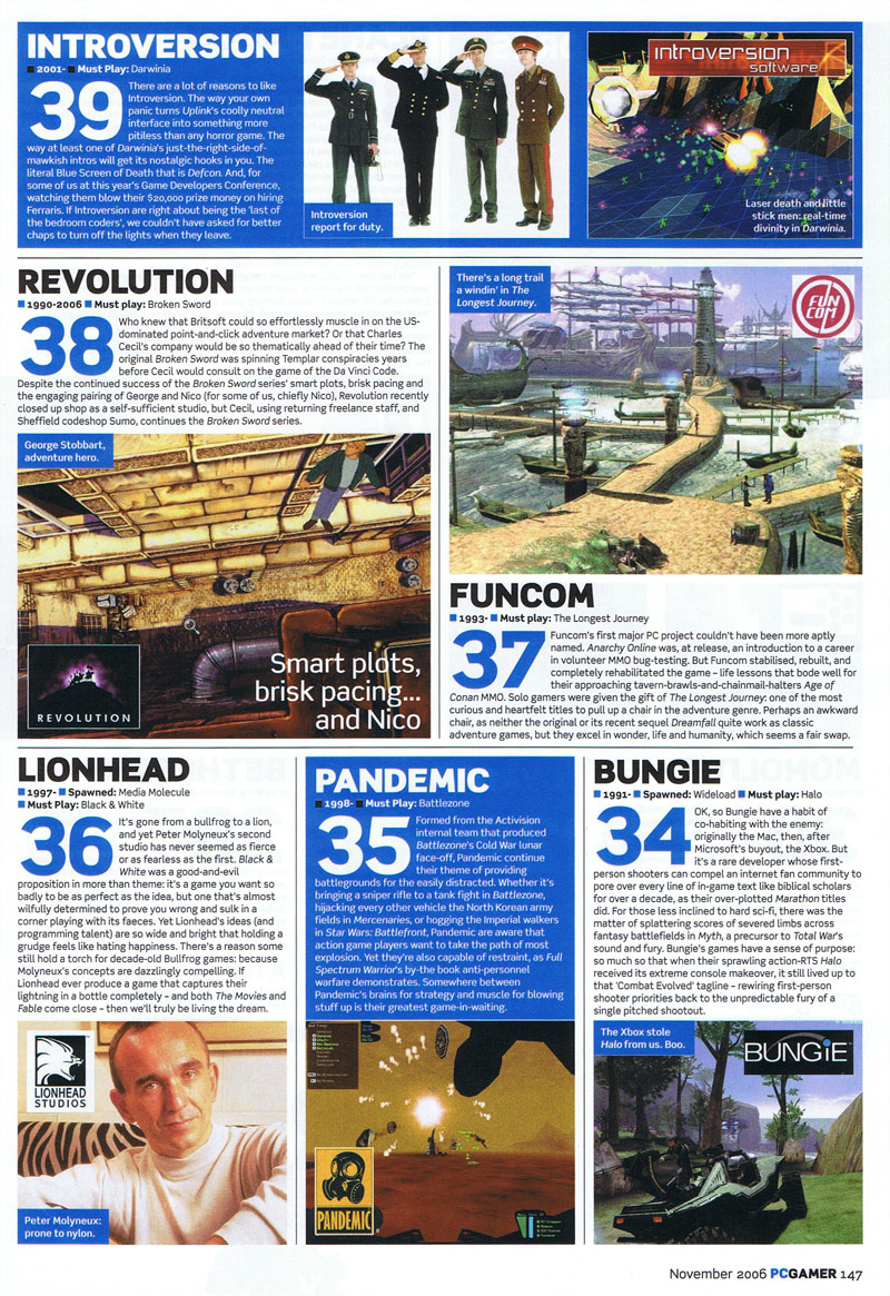 Introversion: Anthology 2007 pc game Img-2
